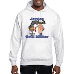 Grill Master Jayden Hooded Sweatshirt