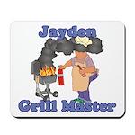 Grill Master Jayden Mousepad