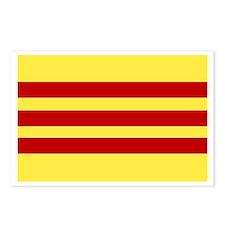 Flag of Free Vietnam Postcards (8 pack)