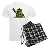 frog and roll pajamas