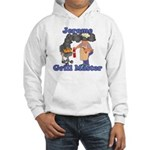 Grill Master Jerome Hooded Sweatshirt