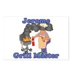Grill Master Jerome Postcards (Package of 8)