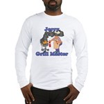 Grill Master Jerry Long Sleeve T-Shirt