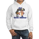 Grill Master Joe Hooded Sweatshirt