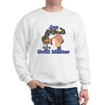 Grill Master Joe Sweatshirt
