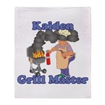 Grill Master Kaiden Throw Blanket