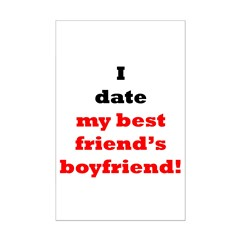 I Date My Best Friend's Boyfriend! Posters