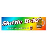 Skittle Brau Bumper Bumper Sticker
