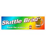 Skittle Brau Bumper Sticker