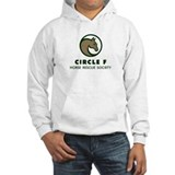 Circle F logo Hoodie Sweatshirt