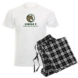 Circle F logo pajamas