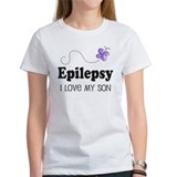 Epilepsy I Love My Son Tee