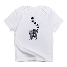 Black Lemur Infant T-Shirt
