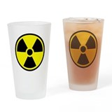 Radioactive Drinking Glass