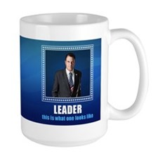 Leader: This is What One Looks Like. Mug