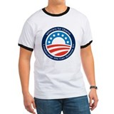 Cute Veterans for obama T