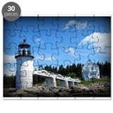 Marshall Point Lighthouse Puzzle