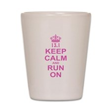 run pink 13.1.png Shot Glass
