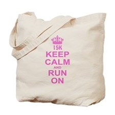 run pink 13.1.png Tote Bag