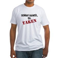Sorry Ladies Im Taken Shirt