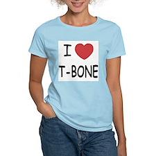I heart T-BONE T-Shirt
