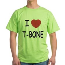 I heart T-BONE T-Shirt