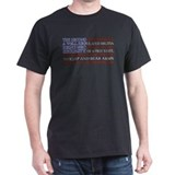 Second Amendment Flag T-Shirt