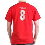 Tugay 8 Turkey National Team Shirt
