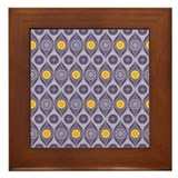 Cosmic Lattice Framed Tile