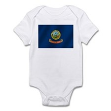 Idaho State Flag Infant Bodysuit