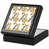 Orchestra Music Gift Keepsake Box