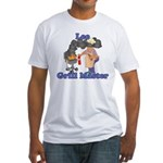 Grill Master Lee Fitted T-Shirt