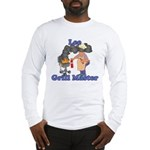 Grill Master Lee Long Sleeve T-Shirt