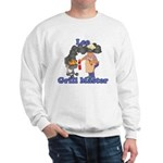 Grill Master Lee Sweatshirt