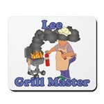 Grill Master Lee Mousepad