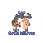 Grill Master Lee Postcards (Package of 8)