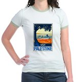 Palestine Travel Poster 1 T