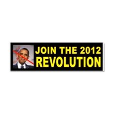 OBAMA COMMUNIST Car Magnet 10 x 3