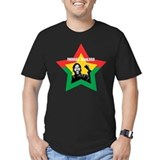 Cute Black power T