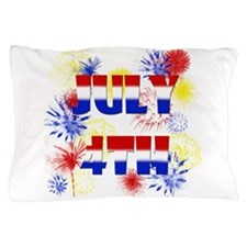 Celebrate July 4th Pillow Case