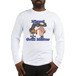Grill Master Miguel Long Sleeve T-Shirt