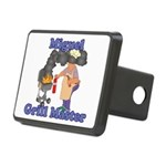 Grill Master Miguel Rectangular Hitch Cover