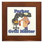Grill Master Parker Framed Tile