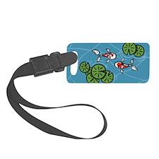 Fuku and Heiwa Luggage Tag