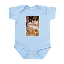 Alma-Tadema - Fav. Custom Infant Bodysuit