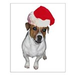 belle-santa.png Small Poster