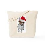 belle-santa.png Tote Bag