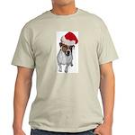belle-santa.png Light T-Shirt
