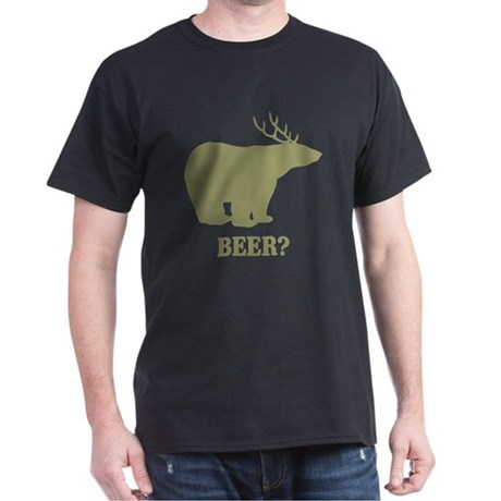 Beer Deer Bear T-Shirt