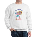 HONOR THY CAT (Bible) Sweatshirt